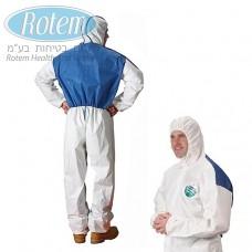 MicroMAX NS Cool Suit סרבל לעבודה בתנאי אבק לכלוך ושמנים מידה XL