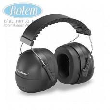 אוזניות ELVEX HB-650 UltraSonic