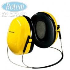 H9B-Peltor אוזניות להגנת שמיעה, אחיזת עורף