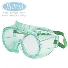 משקפי מגן לאבק וכימיקלים RS1112