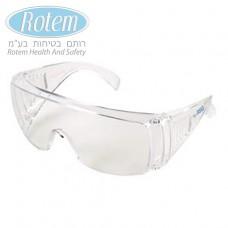 """משקפי """"מבקרים"""" T-iLine 600E"""